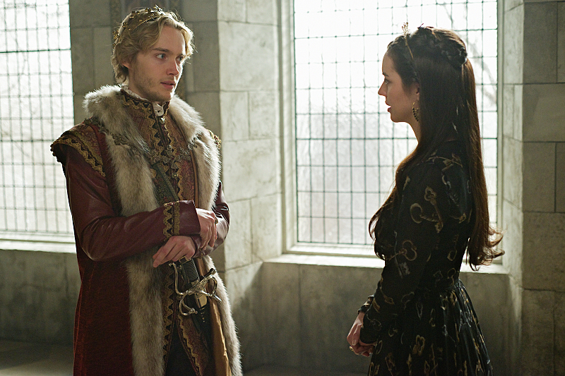 Reign quot tasting revenge quot review season 2 episode 16 sacrifices for