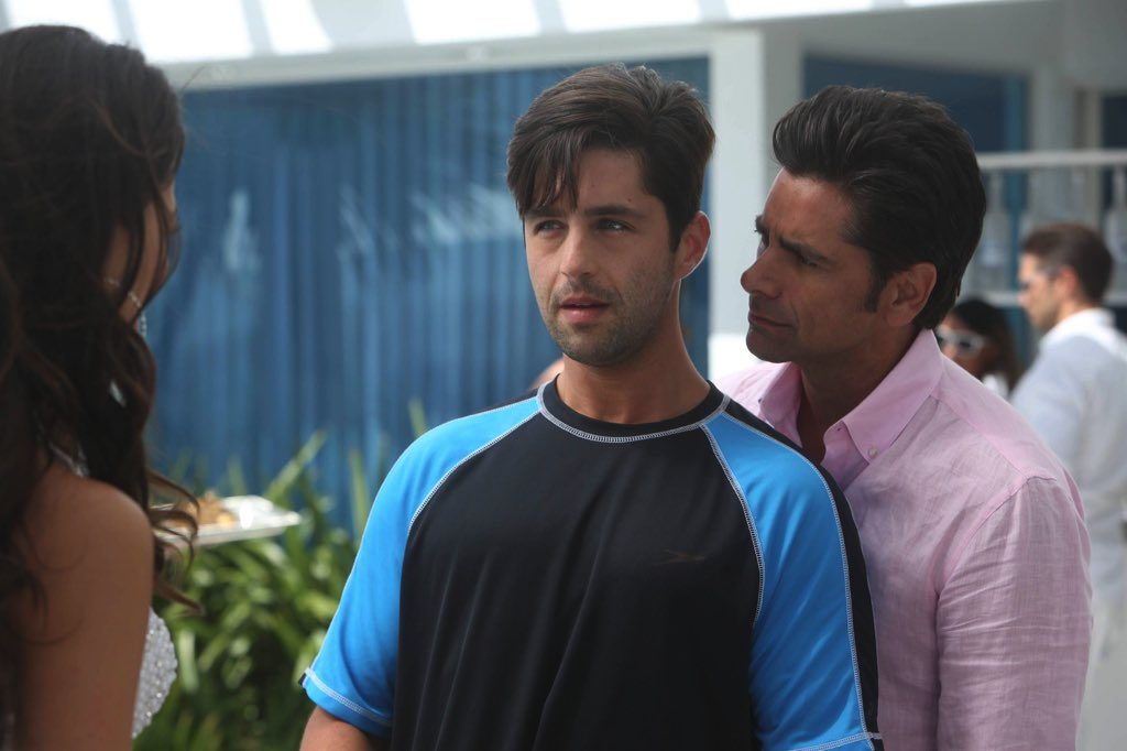 "Grandfathered (FOX) ""Dad Face"" Episode 2"