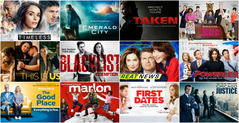nbc 2016 2017 new tv shows and schedule tv equals